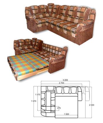Переделка углового дивана в обычный своими руками 85