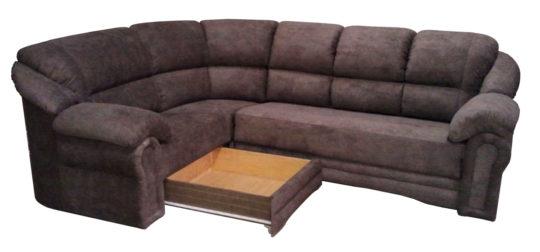 Диван-кровать «Угловой Доминик 180 классический»