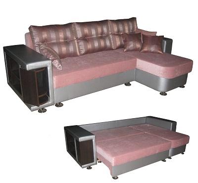 Диван-кровать «Угловой Венталь 150 бар»