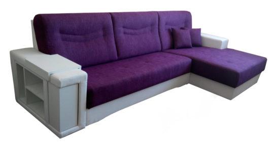Диван-кровать «Угловой Портос 180 крок»