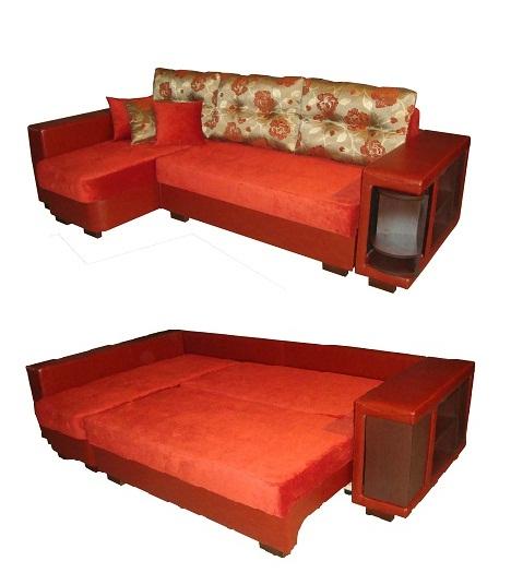 Диван-кровать «Угловой Венталь 150»