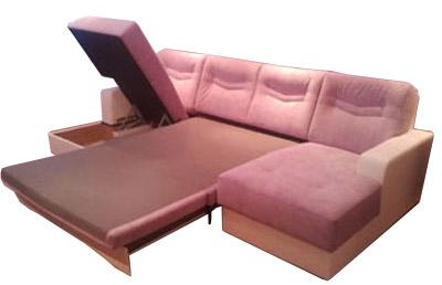 Диван-кровать угловой «Портос 140 П-образный»