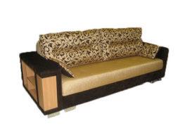 Диван-кровать «Венталь 150 бар» прямой
